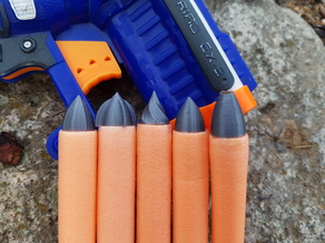 NERF Darts - Custom Tips