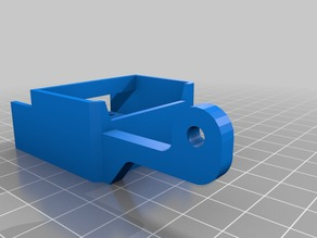 Hinged Extruder Cooler - Anet A8