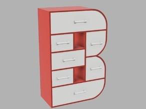 B Drawers