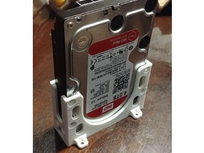 "3.5"" Vertical Hard drive mount"