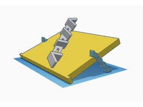 hive frame holder