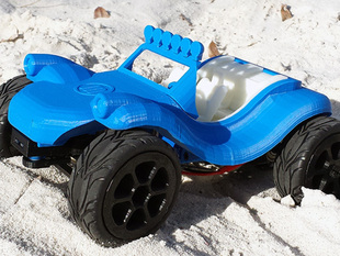 Botmobile Dune Buggy - 2013 Version