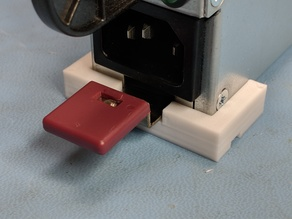 DPS-1200FB Power Supply Mounting Brackets