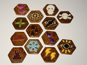 RPG Status Tokens