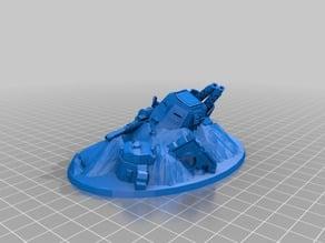 Sentinel Wreck Flyer Base Objective