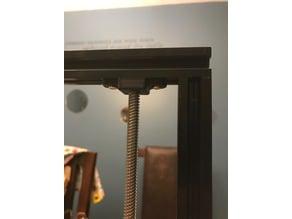 Tronxy x3 Z leadscrew stabilizer bearing support