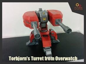 Torbjorn's Turret from Overwatch