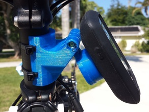 Garmin Edge Vertical Bike Mount