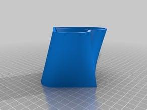 Double Hearh Vase