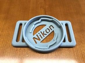 Nikon Lens cap holder 52-58-67-72-77