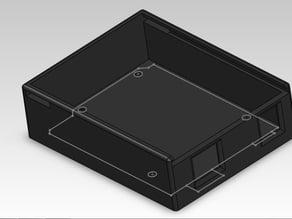 Arduino Enclosure, Rev1 (mm)