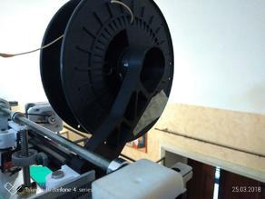 Spool Arm for Aluminium 2020 Profile structure