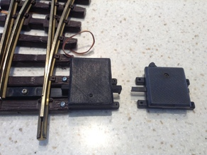 Simple G Scale Points Motor