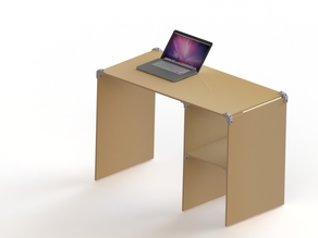 Modular Furniture Joint