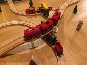 Brio bridge & male-male + female-female connectors