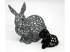 Voronoi Bunnys