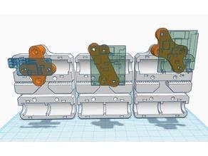 Piezo Z-Sense Mount for Prusa/Anet style printers