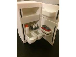 Miniature refrigerator