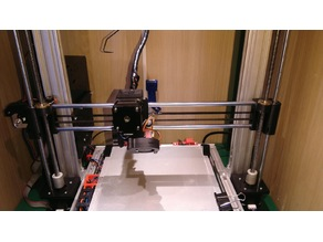 AM8 with MK3S Prusa direct-extruder