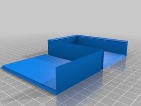 Parametric Card Box with Sliding Lid