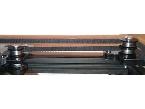 Tronxy X5S v2 bearing liners