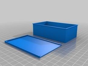 31 x 98 Customized Universal Box - OpenSCAD Customizer