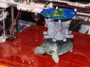 Discworld toon figurine