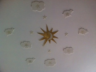 Day & Night Celing Kit for Baby Room