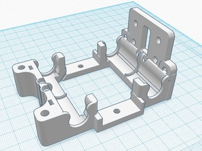 X Carriage for Prusa Mendel