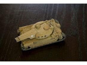 Dune Tank Turret Mod