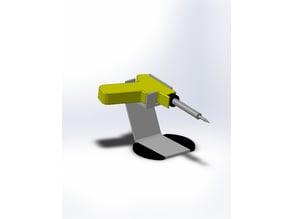 soldering device holder