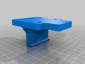 Adapter mk2 extruder
