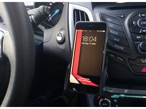 iPhone 6 Car Holder for Brodit Mount