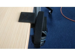 Adjustable Headset Holder