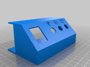Lack Table Control Panel