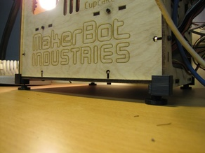 MakerBot Feet