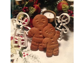 Gingy cookie cutter