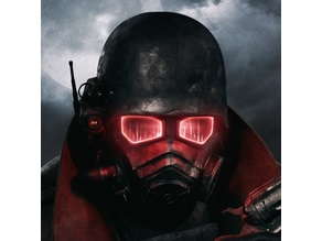 Fallout NCR Ranger Helmet Mask