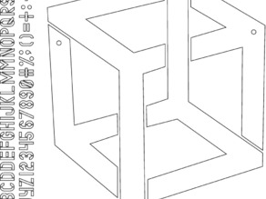 Impossible Cube