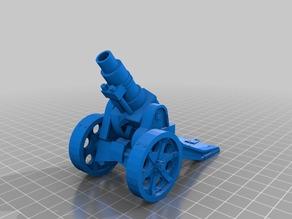 DKoK Heavy mortar