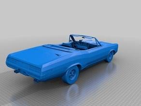 1966 Pontiac GTO Convertable