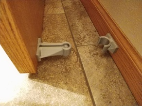 Door hold