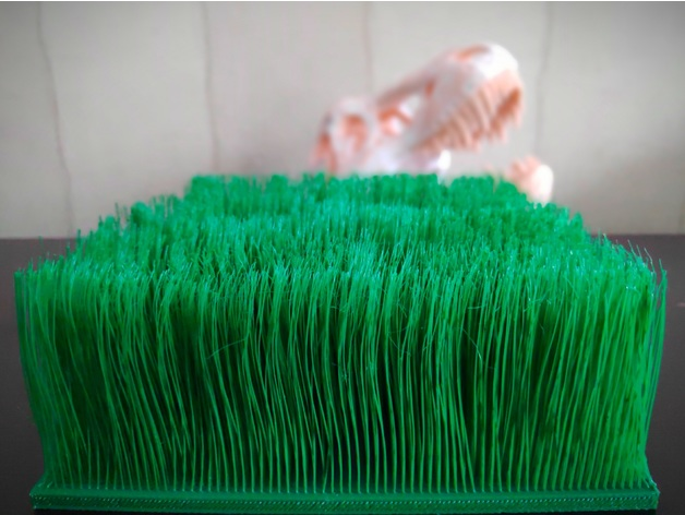 graphic regarding Printable Grass called 3D Printable Gr via Superbeasti - Thingiverse