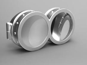 Minion Eyeware - ready to print