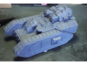 Macharius Vulcan Tank