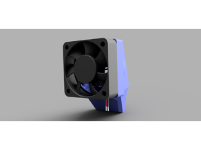 MonoPrice Mini Fan Duct Upgrade (40mm)