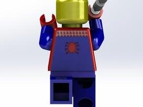 Spiderman Lego Man