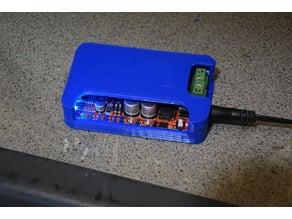 Boitier amplificateur audio DOMYBEST TDA7492P 50W