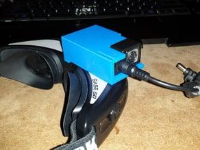 M.I.G Headtracker goggle clip mount