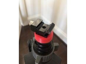 Slick Tripod Hotshoe Mount Adapter / Fix
